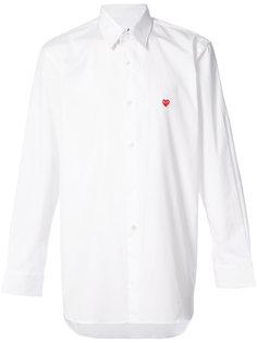 рубашка с вышивкой логотипа Comme Des Garçons Play