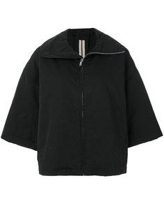 куртка свободного кроя Rick Owens DRKSHDW