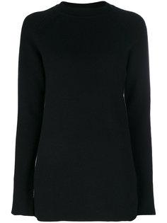 приталенный вязаный свитер Y-3