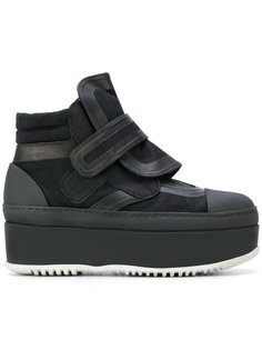ботинки по щиколотку спортивного стиля Marni