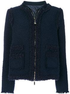 пиджак с декоративной отделкой Moncler Gamme Rouge