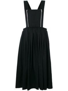 расклешенное платье-миди Comme Des Garçons Comme Des Garçons