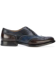 броги на шнуровке Silvano Sassetti
