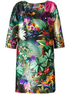 платье с с цветочным принтом Mary Katrantzou