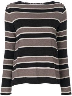 свитер в полоску Le Tricot Perugia