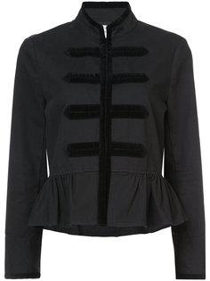 пиджак в стиле милитари Kate Spade