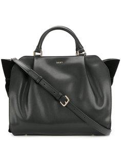 мешковатая сумка-тоут DKNY