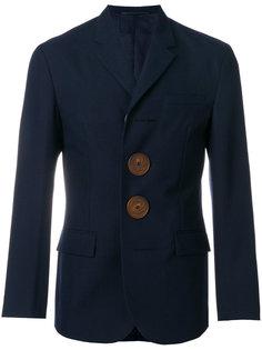 пиджак с объемными пуговицами Givenchy
