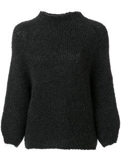 свитер крупной вязки Humanoid