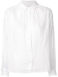 блузка с плиссировкой Masscob
