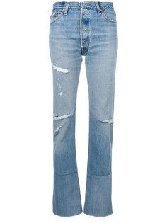 джинсы с высокой талией Re/Done