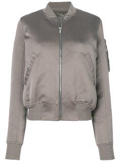 куртка бомбер Flight Rick Owens