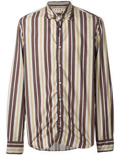 полосатая рубашка Marni