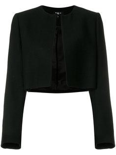 укороченный приталенный пиджак  Paule Ka