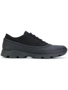 кроссовки с контрастными панелями Marni