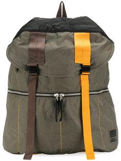 рюкзак с контрастными лямками Marni