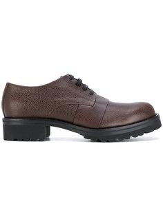 классические туфли со шнуровкой Marni