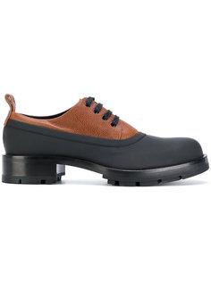 туфли дизайна колор-блок Marni