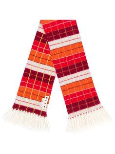 полосатый шарф Marni