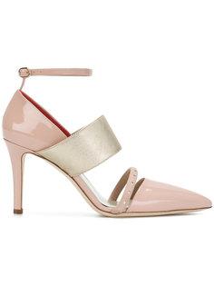 туфли с тонким ремешком на щиколотке Paul Smith