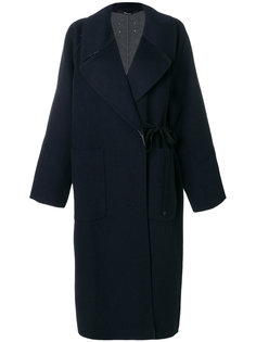 объемное пальто Maison Margiela