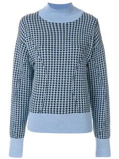 свитер с высоким горлом Marni