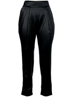зауженные брюки длиной до щиколотки Givenchy