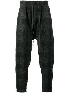 зауженные брюки Kazuyuki Kumagai
