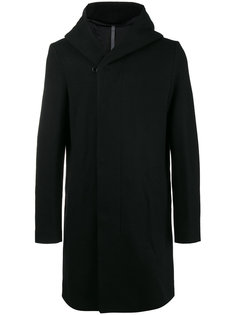 кашемировое пальто с капюшоном Kazuyuki Kumagai