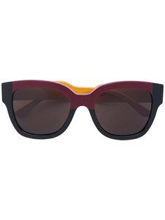 """солнцезащитные очки в оправе """"кошачий глаз"""" Marni Eyewear"""