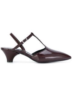 туфли с Т-образной планкой Marni