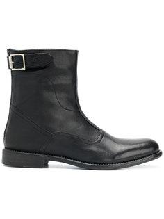 ботинки по щиколотку с пряжкой Paul Smith