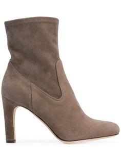 panelled ankle boots Unützer