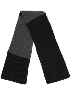 вязаный шарф McQ Alexander McQueen
