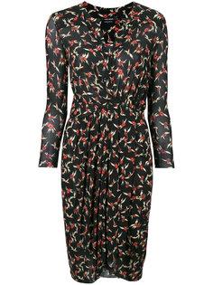 платье с цветочным принтом Wenda Isabel Marant