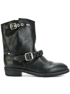 ботинки с ремешками Golden Goose Deluxe Brand
