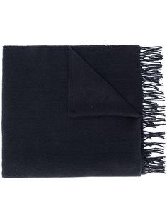 шарф с украшением из бусин и поделочных камней Paul Smith