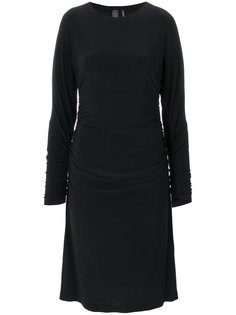 приталенное платье  Norma Kamali