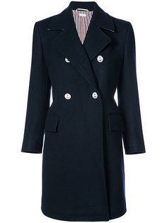 двубортное пальто Thom Browne