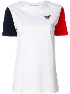 футболка с контрастными рукавами Être Cécile