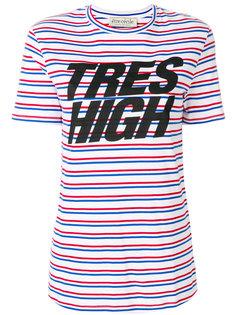 футболка в полоску Être Cécile