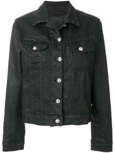 джинсовая куртка Duval Philipp Plein