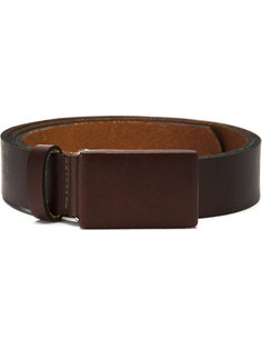 leather belt Egrey