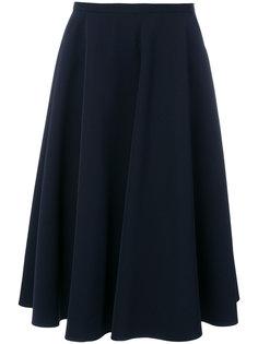 плиссированная юбка-миди Aspesi