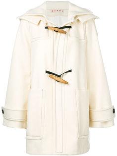 А-образное пальто дафл  Marni
