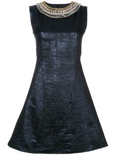 платье с вышивкой Amen Amen.