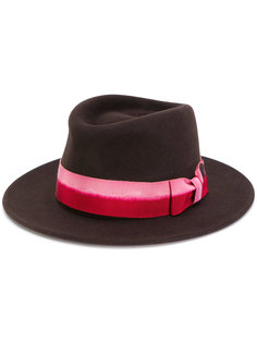 шляпа-трилби Maison Michel