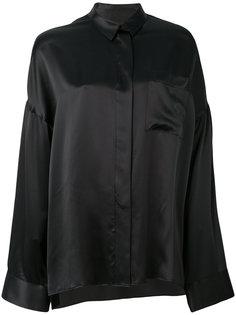 свободная рубашка Haider Ackermann