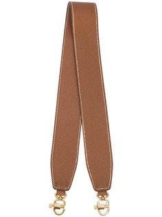 stitch detail bag strap Mark Cross