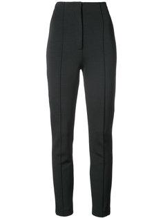 зауженные брюки с завышенной талией Dvf Diane Von Furstenberg